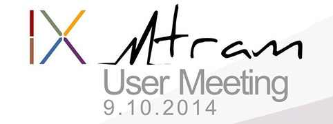 MTRAM USER MEETING 2014