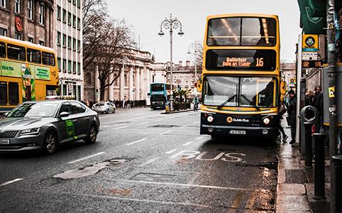 PUBLIC TRANSPORTATION DMS IN IRELAND