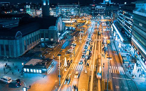 MAIOR SI AGGIUDICA DUE GARE IN FINLANDIA CON MTRAM