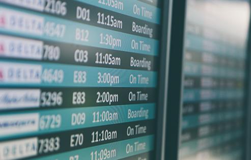 Airline Fleet Scheduling